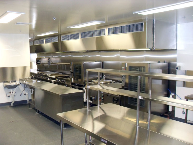 Commercial kitchen design - Commercial kitchen designers ...
