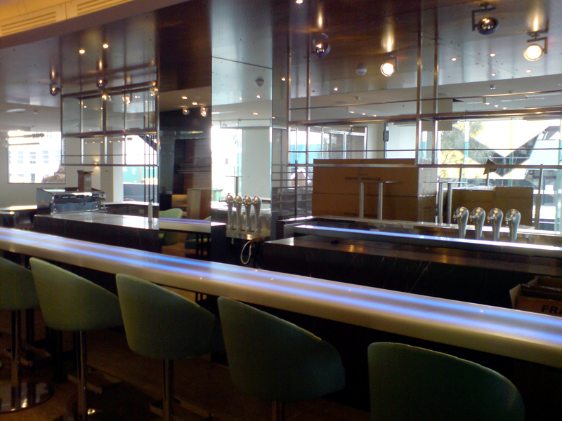 Hospitality design melbourne commercial kitchens rydges for Kitchen designs melbourne