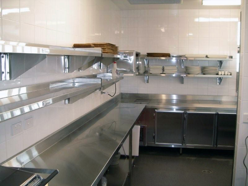 Hospitality design melbourne commercial kitchens silverwater - Commercial kitchen designer ...
