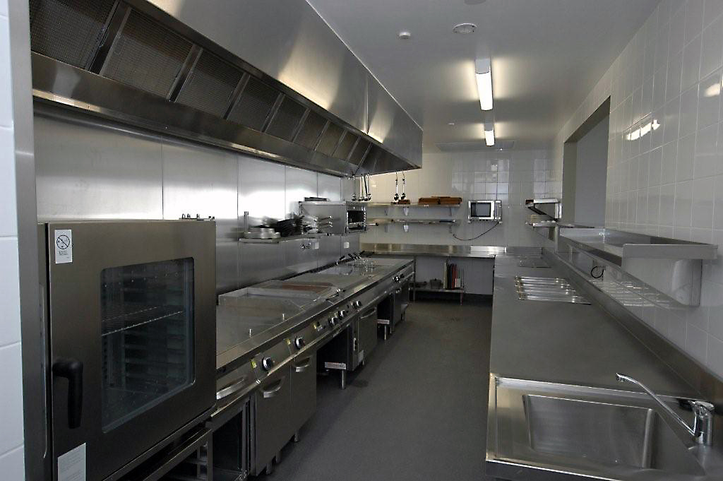 Hospitality Design Melbourne Commercial Kitchens » Silverwater
