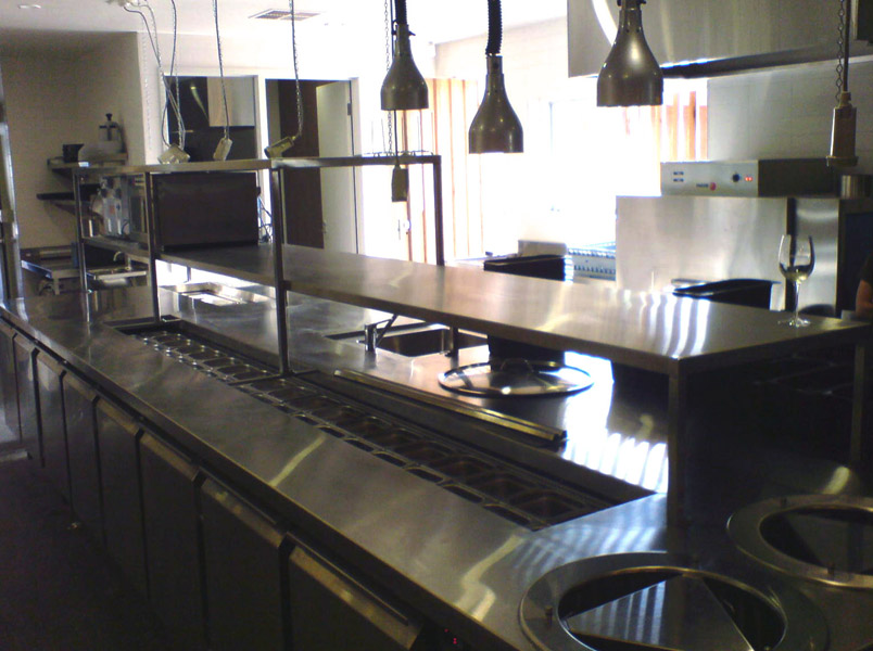 hospitality design melbourne commercial kitchens » precinct