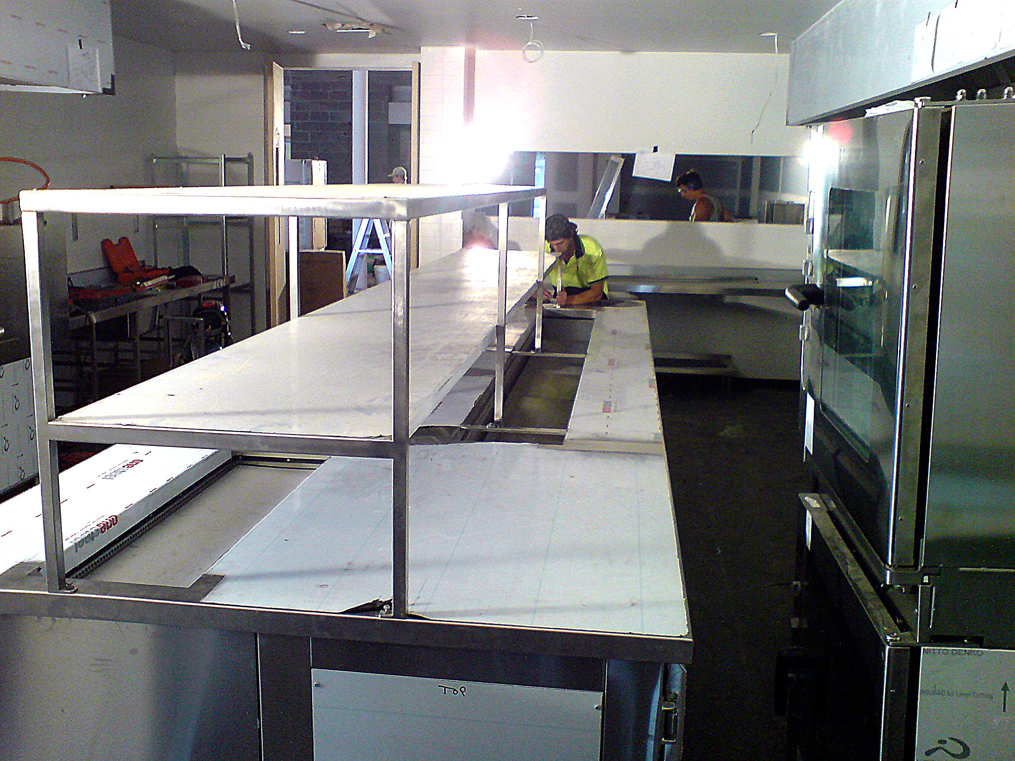 hospitality design melbourne commercial kitchens precinct