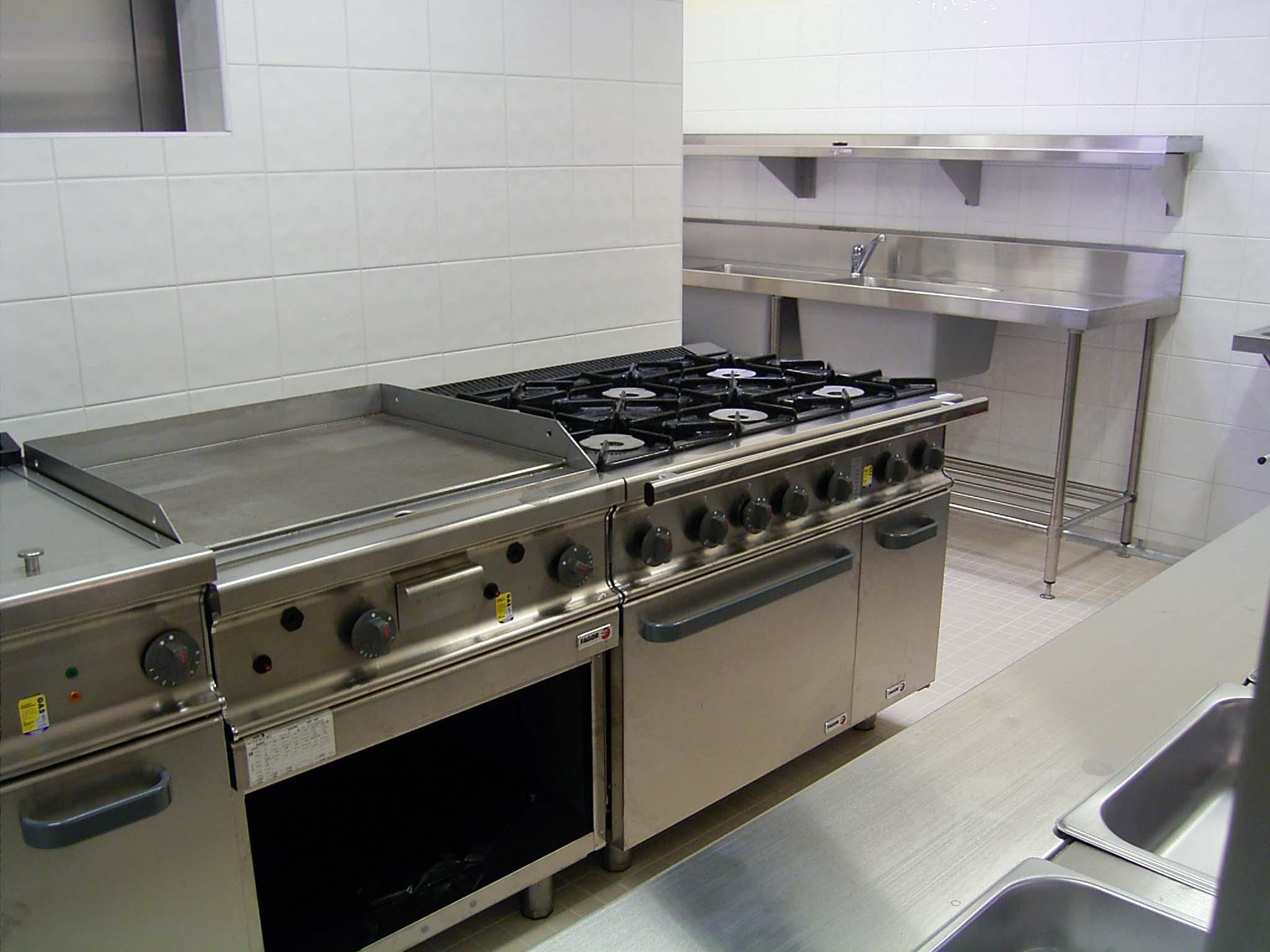 mercial Kitchen Equipment Design crowdbuild for