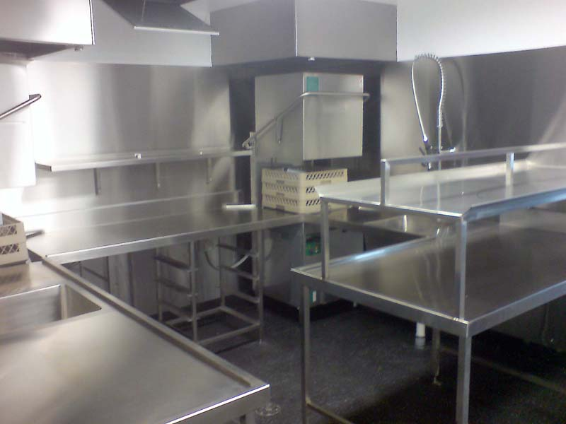hospitality design melbourne commercial kitchens » west beach