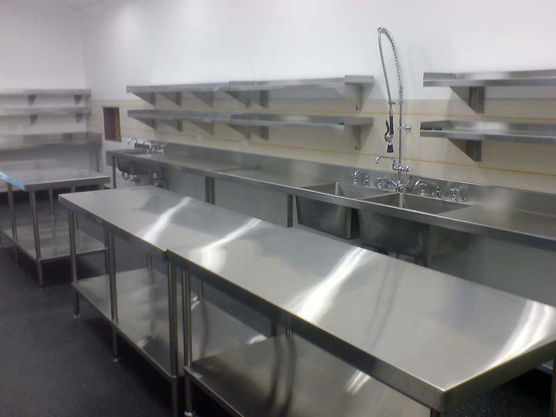 Hospitality Design Melbourne Commercial Kitchens West Beach