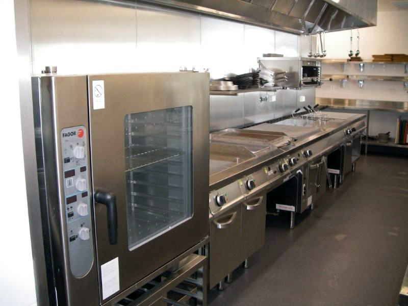 Hospitality design melbourne commercial kitchens design - Professional kitchen designs ...